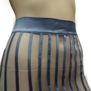 7ad4ea723d La Perla Skirts - La Perla Silk Sheer Pencil Skirt Women Size 4